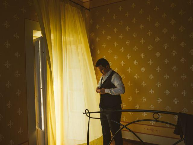 Il matrimonio di Jamie e Via a Lucca, Lucca 42