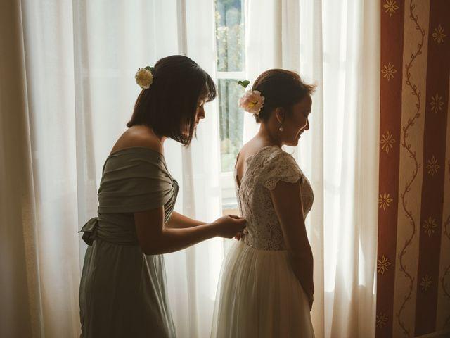 Il matrimonio di Jamie e Via a Lucca, Lucca 47