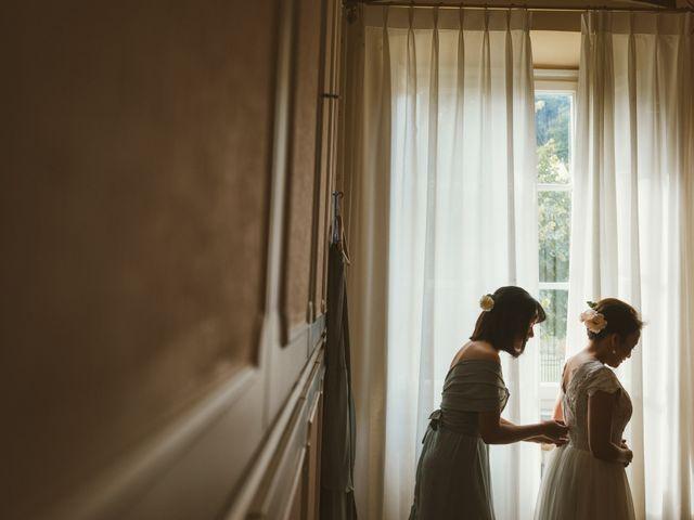 Il matrimonio di Jamie e Via a Lucca, Lucca 48