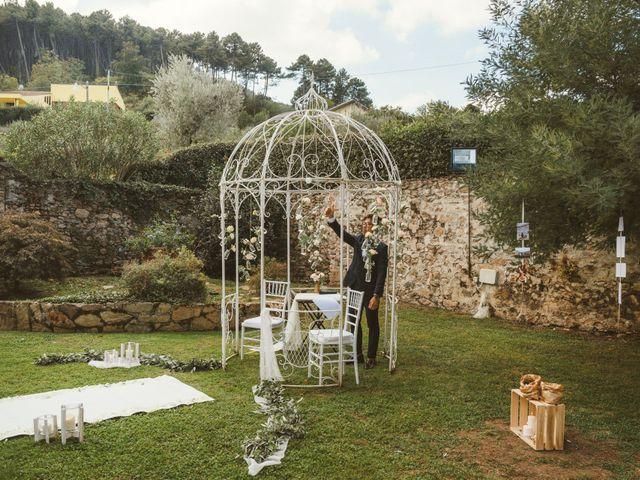 Il matrimonio di Jamie e Via a Lucca, Lucca 54