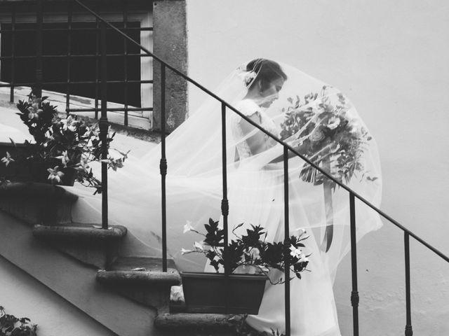 Il matrimonio di Jamie e Via a Lucca, Lucca 59
