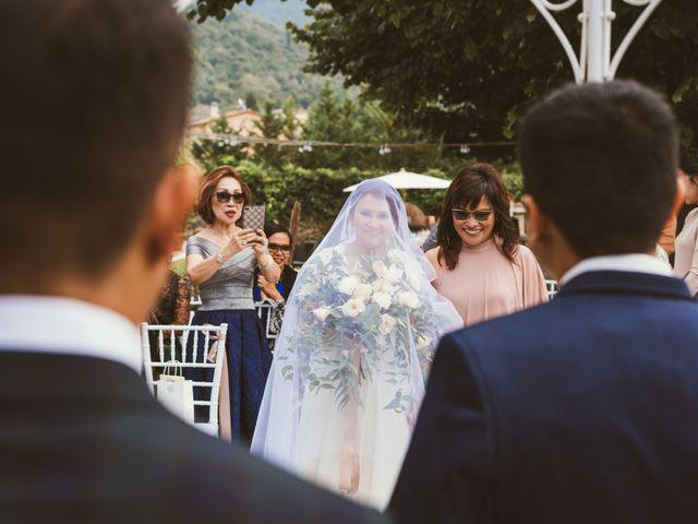 Il matrimonio di Jamie e Via a Lucca, Lucca 60