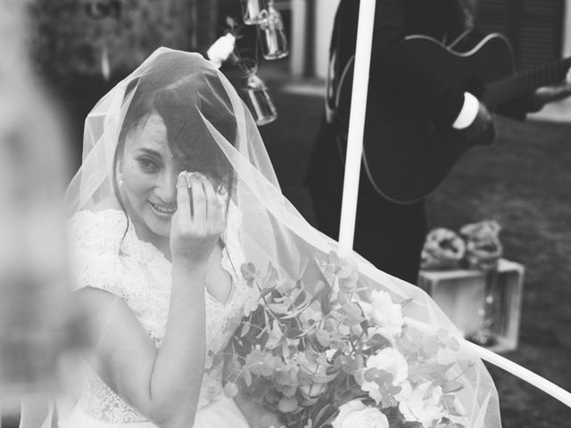 Il matrimonio di Jamie e Via a Lucca, Lucca 65