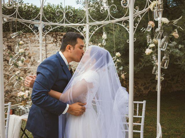 Il matrimonio di Jamie e Via a Lucca, Lucca 68