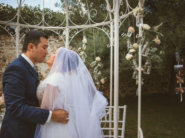 Il matrimonio di Jamie e Via a Lucca, Lucca 69