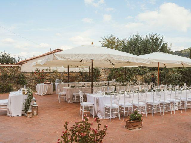Il matrimonio di Jamie e Via a Lucca, Lucca 73