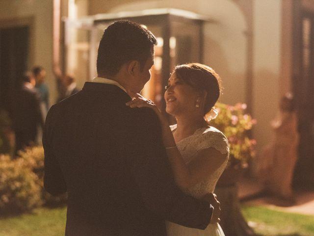 Il matrimonio di Jamie e Via a Lucca, Lucca 77