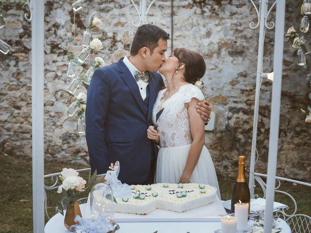 Il matrimonio di Jamie e Via a Lucca, Lucca 78