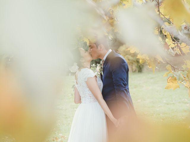Le nozze di Via e Jamie