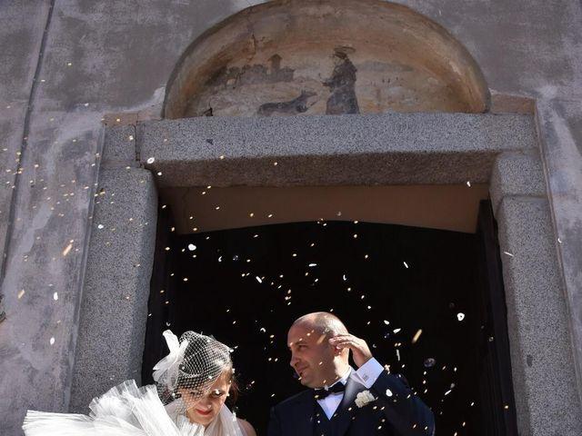 Il matrimonio di Giorgio e Giorgio a Bitti, Nuoro 1
