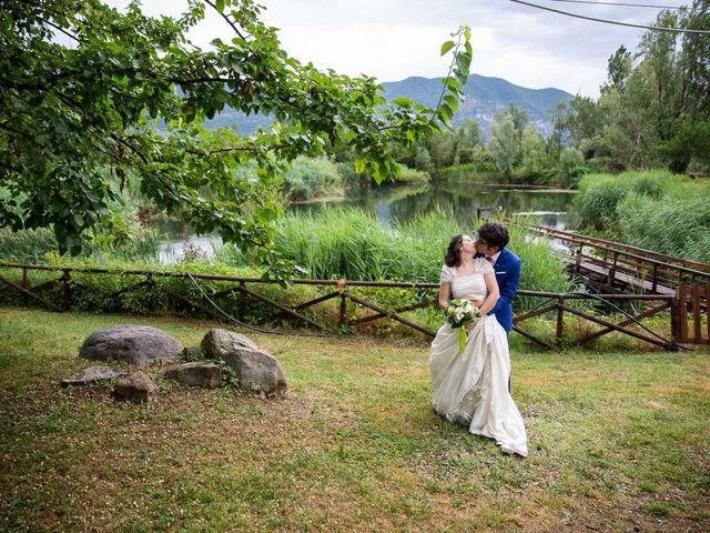 Il matrimonio di Marco e Maddalena a Brescia, Brescia 22