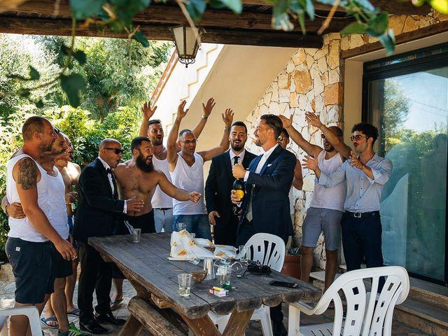 Il matrimonio di Vanessa e Leonardo a Ugento, Lecce 5