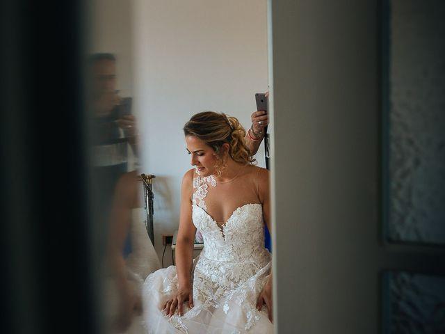 Il matrimonio di Vanessa e Leonardo a Ugento, Lecce 12