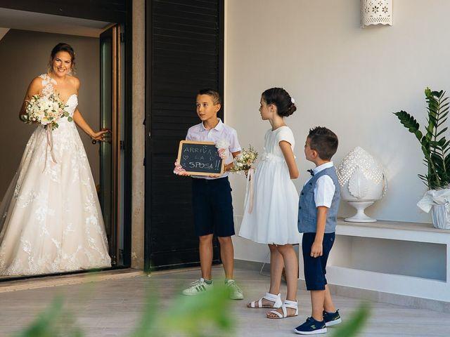 Il matrimonio di Vanessa e Leonardo a Ugento, Lecce 15