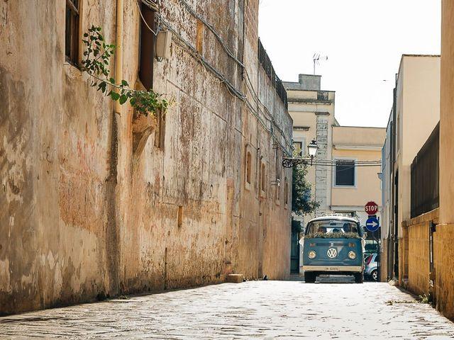 Il matrimonio di Vanessa e Leonardo a Ugento, Lecce 17