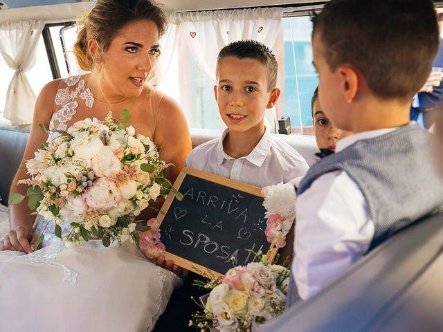 Il matrimonio di Vanessa e Leonardo a Ugento, Lecce 18