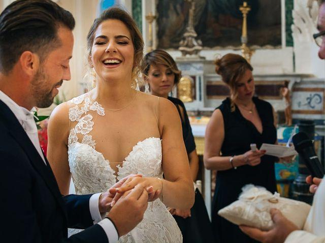 Il matrimonio di Vanessa e Leonardo a Ugento, Lecce 21