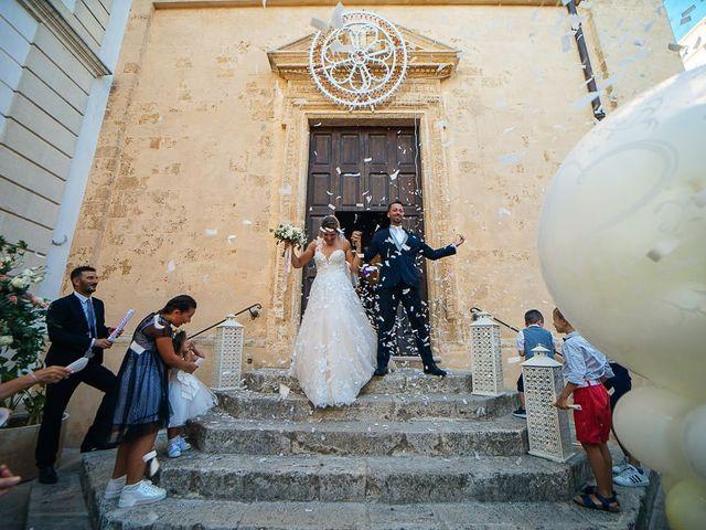 Il matrimonio di Vanessa e Leonardo a Ugento, Lecce 1