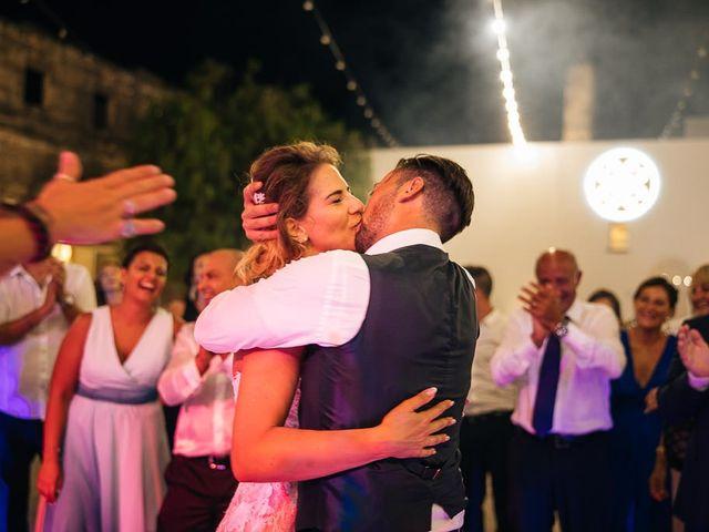 Il matrimonio di Vanessa e Leonardo a Ugento, Lecce 34