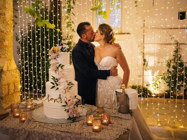Il matrimonio di Vanessa e Leonardo a Ugento, Lecce 39