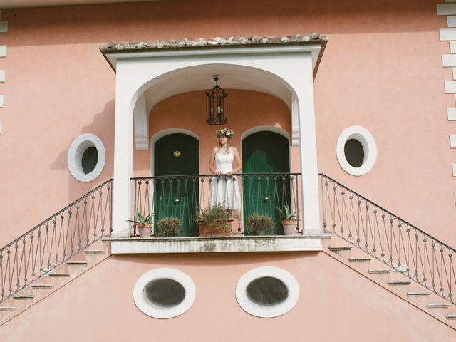 Il matrimonio di jon e Rasa a San Cipriano Picentino, Salerno 6