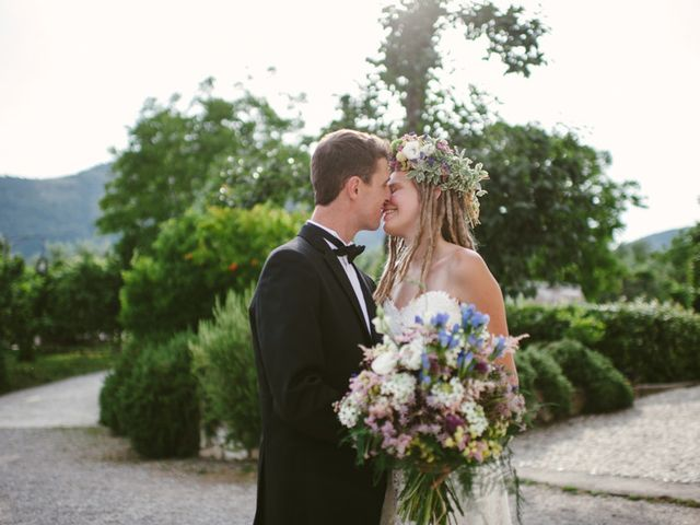 Il matrimonio di jon e Rasa a San Cipriano Picentino, Salerno 10