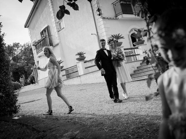 Il matrimonio di jon e Rasa a San Cipriano Picentino, Salerno 11