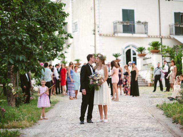 Il matrimonio di jon e Rasa a San Cipriano Picentino, Salerno 18
