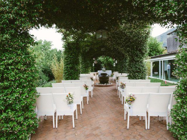 Il matrimonio di jon e Rasa a San Cipriano Picentino, Salerno 29