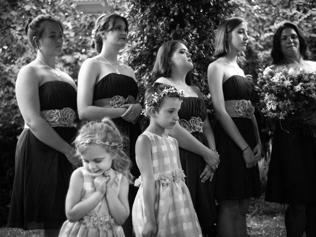 Il matrimonio di jon e Rasa a San Cipriano Picentino, Salerno 36