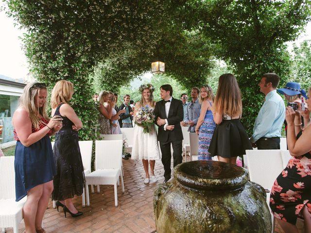 Il matrimonio di jon e Rasa a San Cipriano Picentino, Salerno 38