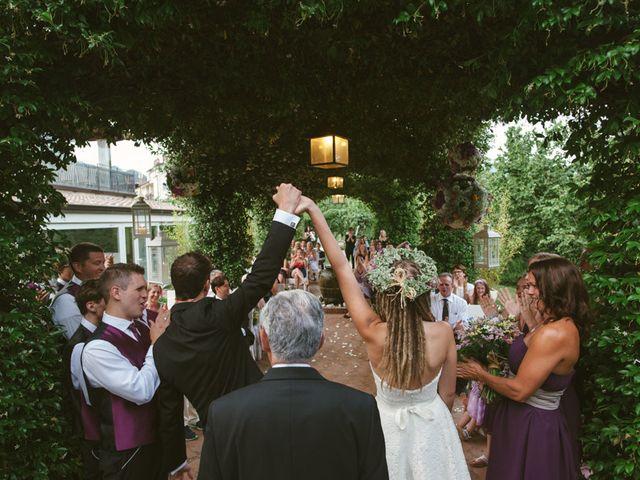 Il matrimonio di jon e Rasa a San Cipriano Picentino, Salerno 49