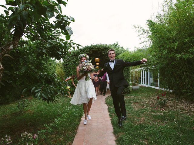 Il matrimonio di jon e Rasa a San Cipriano Picentino, Salerno 51
