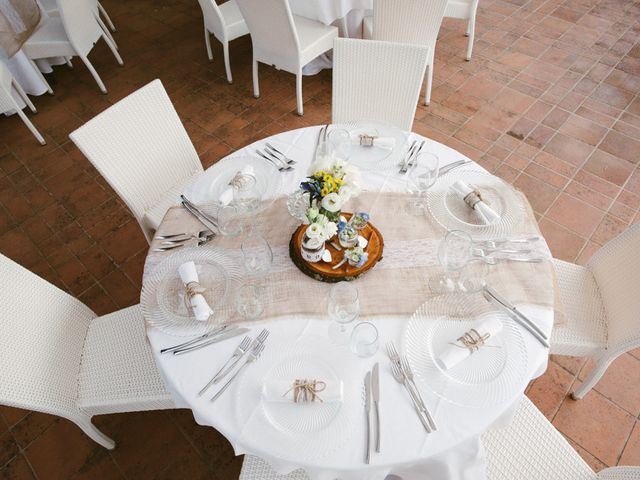 Il matrimonio di jon e Rasa a San Cipriano Picentino, Salerno 56