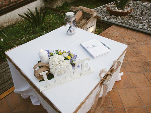 Il matrimonio di jon e Rasa a San Cipriano Picentino, Salerno 58