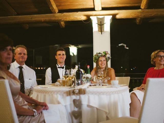 Il matrimonio di jon e Rasa a San Cipriano Picentino, Salerno 65