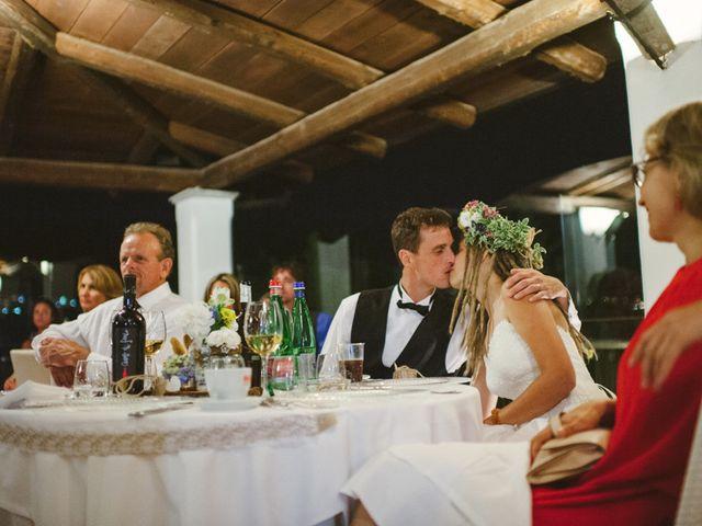 Il matrimonio di jon e Rasa a San Cipriano Picentino, Salerno 70