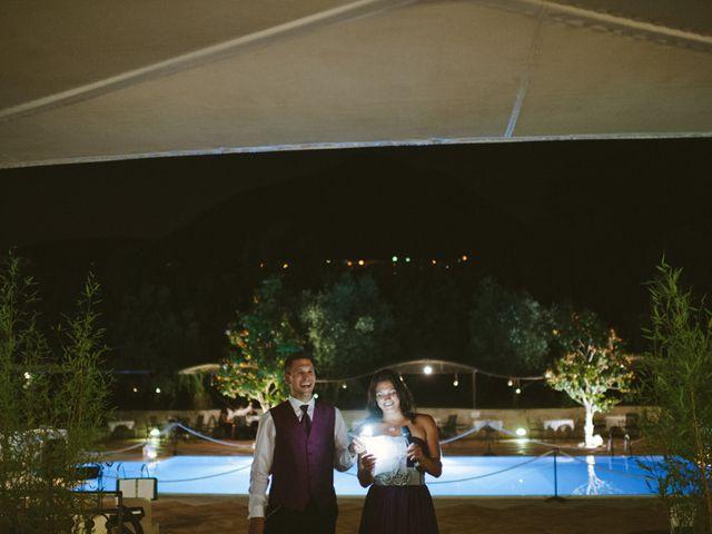 Il matrimonio di jon e Rasa a San Cipriano Picentino, Salerno 74