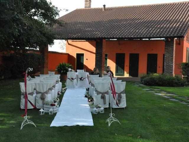 Il matrimonio di Mattia e Mariangela a Robecco sul Naviglio, Milano 3
