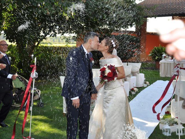 Il matrimonio di Mattia e Mariangela a Robecco sul Naviglio, Milano 4