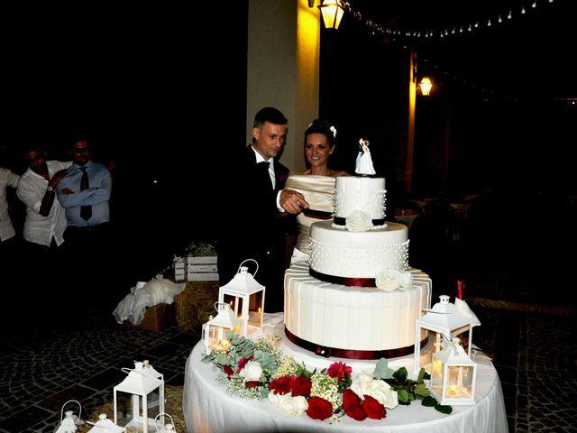 Il matrimonio di Mattia e Mariangela a Robecco sul Naviglio, Milano 9