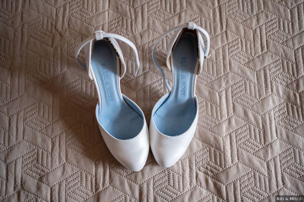 Scarpe da sposa: con tacco a spillo o con tacco comodo? 2