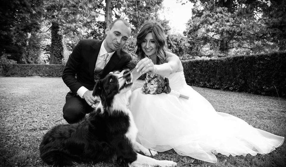 Il matrimonio di Luca e Mara a Triuggio, Monza e Brianza