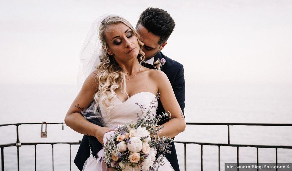 Il matrimonio di Emiliano e Sonia a Sarzana, La Spezia
