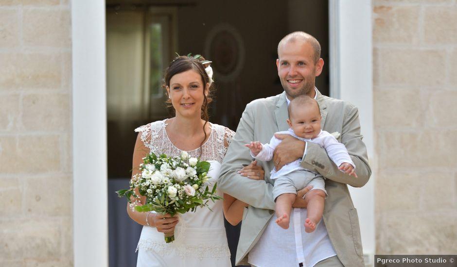 Il matrimonio di Paul e Marie a Ceglie Messapica, Brindisi