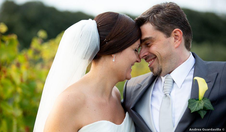 Il matrimonio di Daniele e Lucia a Castelnuovo Magra, La Spezia