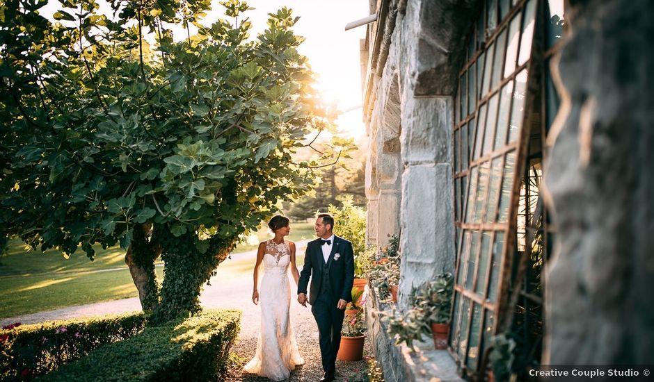 Il matrimonio di Massimo e Anastasia a Carcare, Savona