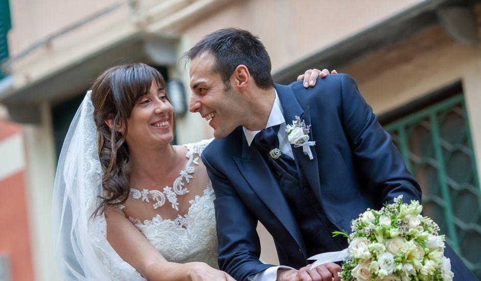 Il matrimonio di Davide e Erica a Genova, Genova