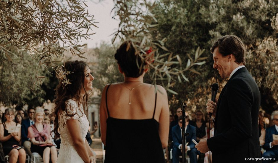 Il matrimonio di Matthew e Chiara a Enna, Enna