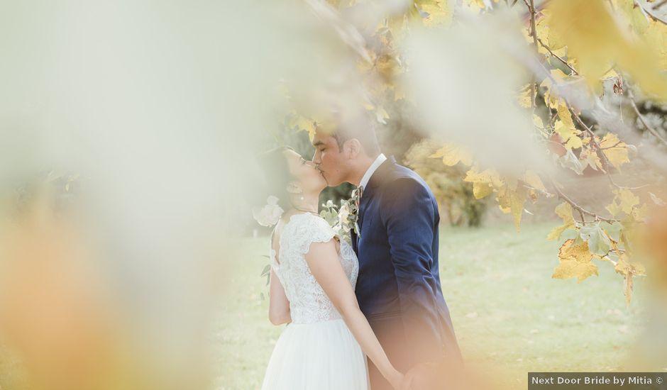 Il matrimonio di Jamie e Via a Lucca, Lucca